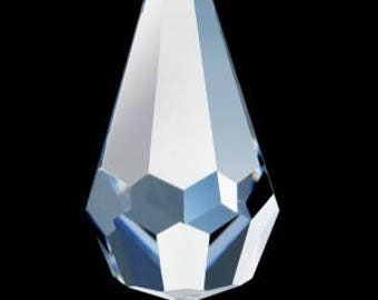Set of 5-20mm Asfour Mini-Drop Crystal Prism Sun Catchers