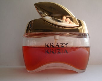 KRAZY KRIZIA Bottle 50ml Eau De Toilette Spray