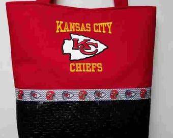 Kansas City Chiefs Purse
