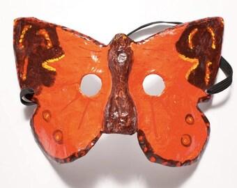 Maskerade-Schmetterling-Papier-Maske