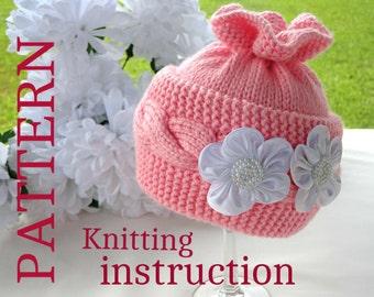 View patterns baby hat by solnishko43 on etsy knitting pattern knitting baby hat baby patterns knitted baby hat knitting pattern baby hats knitting hat dt1010fo