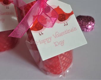 Red Beeswax Votive Candle, Valentine Votive Candle, Valentine's Day Gift, Beeswax Votive Candle, Valentine gift for her, Red Beeswax Candle