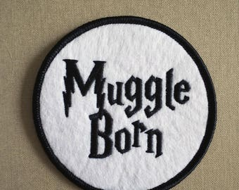 Magical Wizardry Iron-on Patch