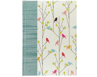 Address Book Large Flock of Birds