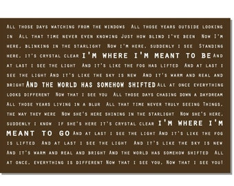 The righteous brothers unchained melody song lyrics on i see the light mandy moore lyrics tangled song lyrics on canvas stopboris Choice Image