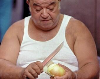 El hombre cebolla
