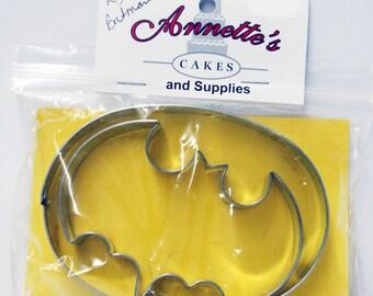 Batman Cookie Cutter Superhero