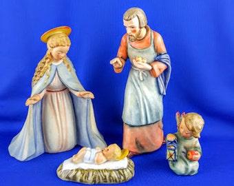 Goebel  Large Nativity Set