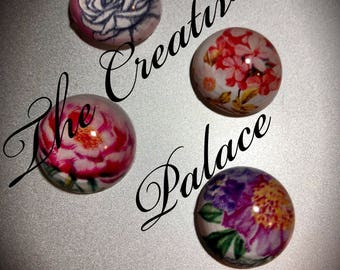 Dome Flower Needle Minders