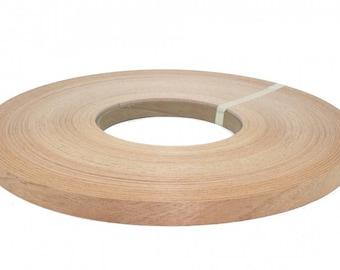 """mahogany pre glued wood veneer Edgebanding ( 1/2"""" to 3""""x250' )"""