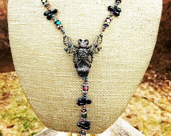 Bee Beautiful Necklace