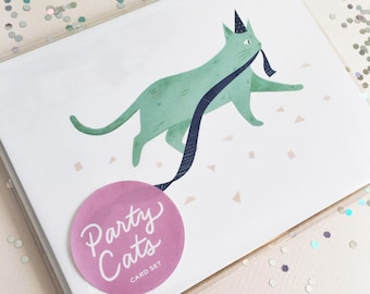Party Cats | Card Set