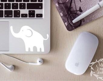 elephant decal, elephant car decal, elephant sticker, elephant, elephant laptop decal, elephant cup decal, elephant gift,