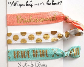 Wedding Hair Tie Sets - 5