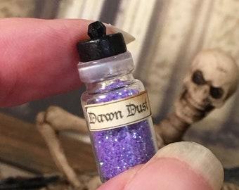 Dawn, Dust, Dollhouse, Miniature, Vampire, Twilight, Spooky, Potion, Wizard, Witch, Slayer, Myths, 1/12 scale