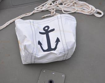 Sailcloth Tote Bag