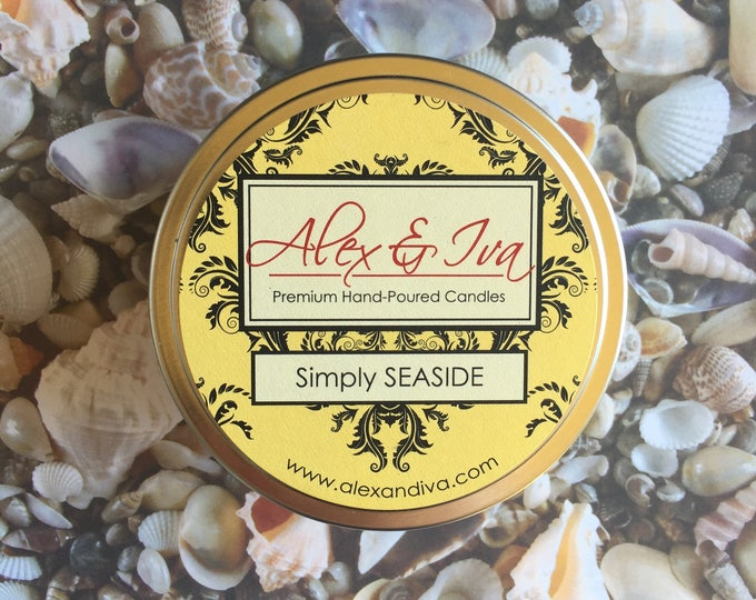 Simply SEASIDE - 8 oz. tin