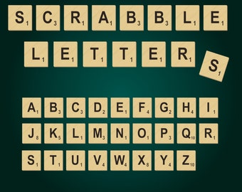 Science alphabet periodic table letters black and white scrabble letters 26 letters png files instant download urtaz Choice Image