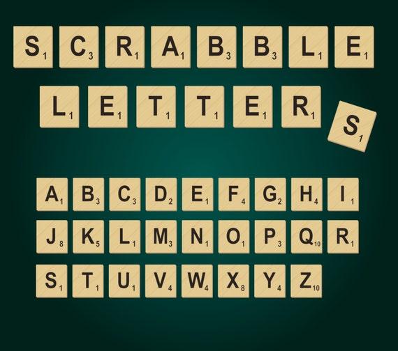 Scrabble Buchstaben Zum Drucken