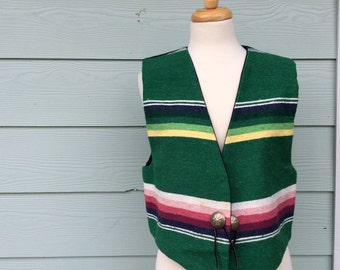 Vintage Mexican Vest