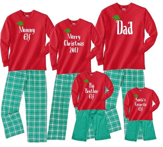 Personalized DINO Family Christmas Pajamas for Adults, Playwear sets for Kids - Christmas Morning photos, Polar Express, Christmas Eve(215)