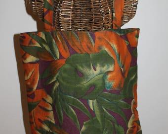 cotton tote bag / shopping bag