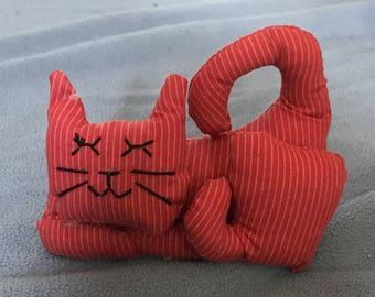 Pablo the Handcrafted cat