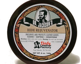 Dr. Jacksons Hide Rejuvenator 6 oz. 21978-00 by Tandy Leather