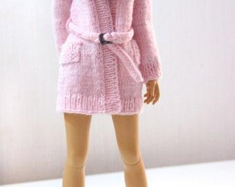 1/4 bjd Cardigan for MSD, Narae, Minifee, bjd clothes