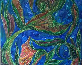 Metamorphosis by Maria Zeiour