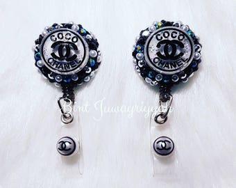 Co Co Fun Badge Clip by N. Love
