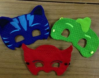 PJ Mask Masks