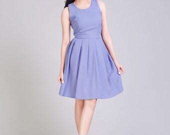 Love Potion - Dusty Purple Dress Prom Dress 2017 Audrey Hepburn Backless Dress Low Back Party Dress Purple Cocktail Short Evening Dress