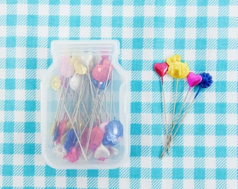 IN STOCK Pretty Pins Lori Holt - Quilting Pins