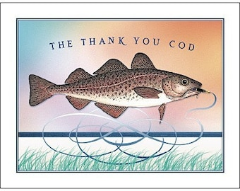 The Thank You Cod (10 notecods)