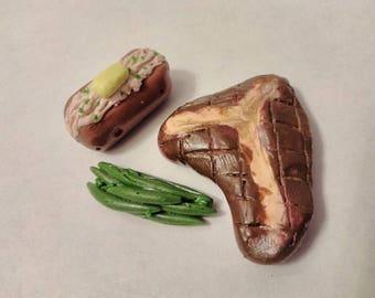 Dinner Set-Barbie Food