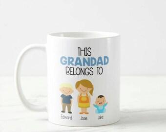 This Grandad Belongs to Mug