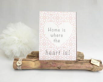 Wooden picture frames Driftwood natural style - deco lounge - seaside decor - mothers day