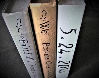 Romantic Wedding, Wedding Trend, Silver Gold Wedding, Fairy Tale Books, Beach Wedding, Wedding Book Decor, Wedding Shower Decor, Books