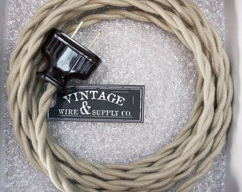 vintage wire supply by vintagewire on etsy rh etsy com wiring an antique lamp wiring an old lamp