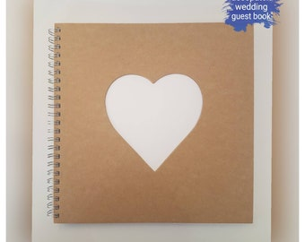 decopatch wedding guest book