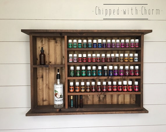 Essential Oil Shelf Large Essential Oil Storage Shelf