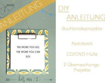DIY Guide: bookbinding (printed)
