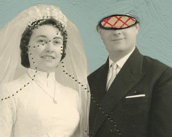 Chloé / collage original / Méthode Moderne