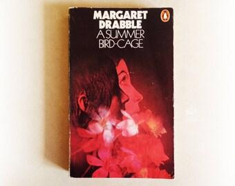 Margaret Drabble - A Summer Bird-Cage - Penguin vintage paperback book - 1975