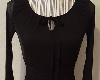 ON SALE Vintage Blouse