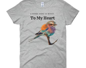 Bird Lover Women's short sleeve t-shirt