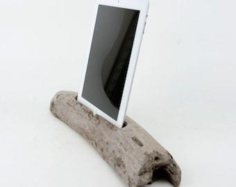 Docking Station, Driftwood iPad dock, iPad Charger, iPad Charging Station, driftwood ipad dock, wood ipad dock/ Driftwood- No. 816