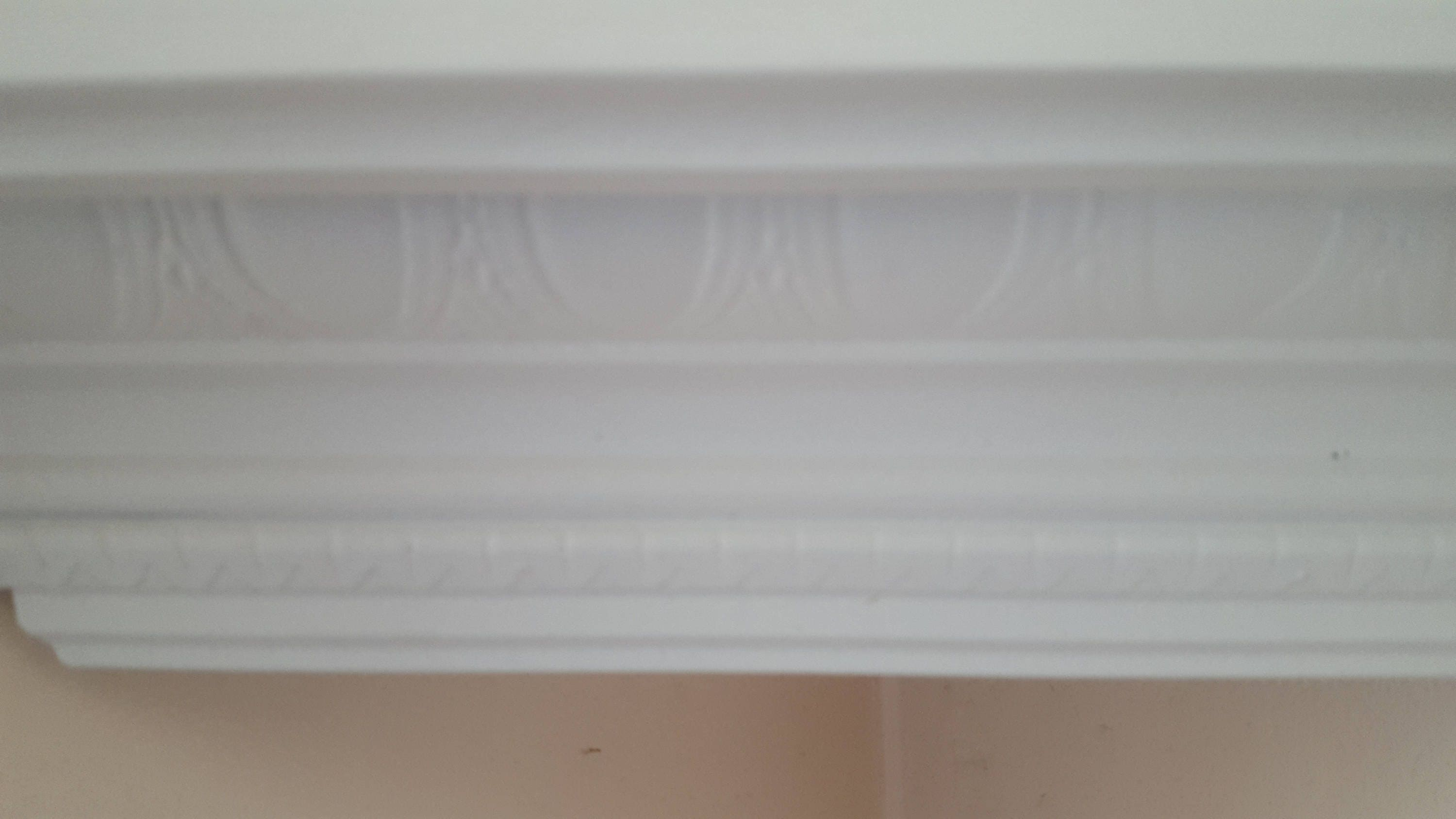 from ward montgomery peel and decorative easy ens crown molding stick decor pro kits