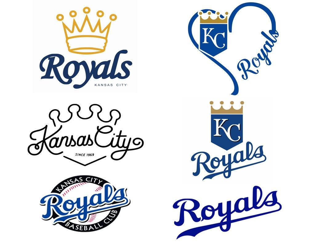 Kansas City Royals Svg Eps Dxf Png Pdf Instant